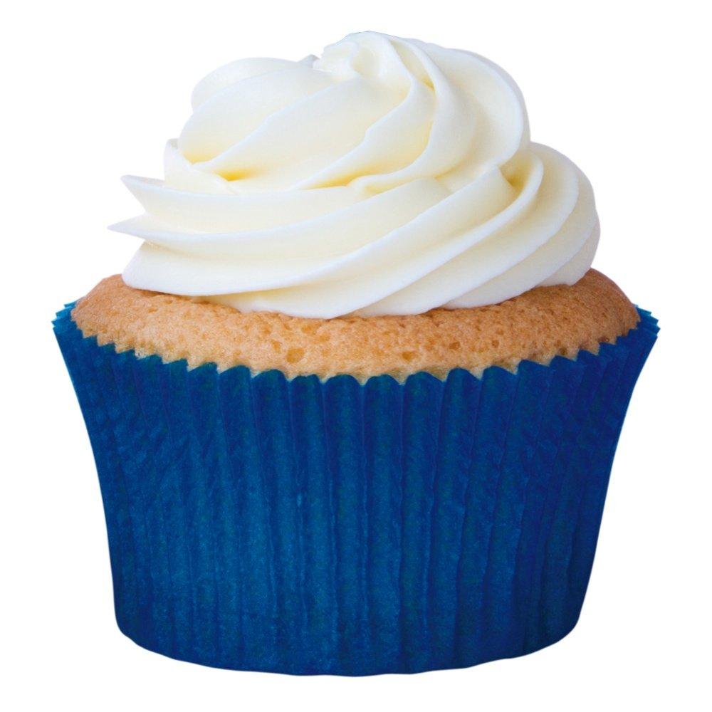 Forminha Mini Cupcake Azul Royal N 2 900un Chefcenter