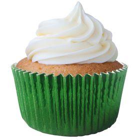 Forminha-Cupcake-Metalizado-Verde-N.0---1000Un
