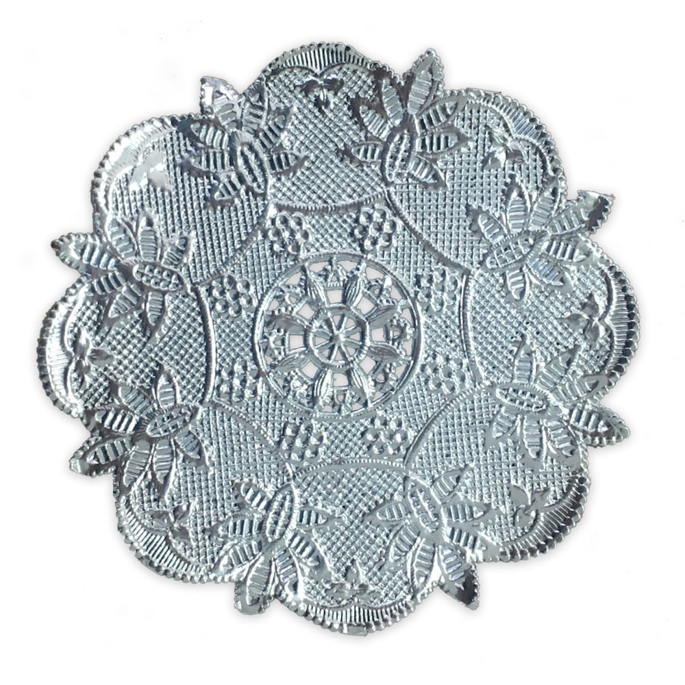 rendado-prata