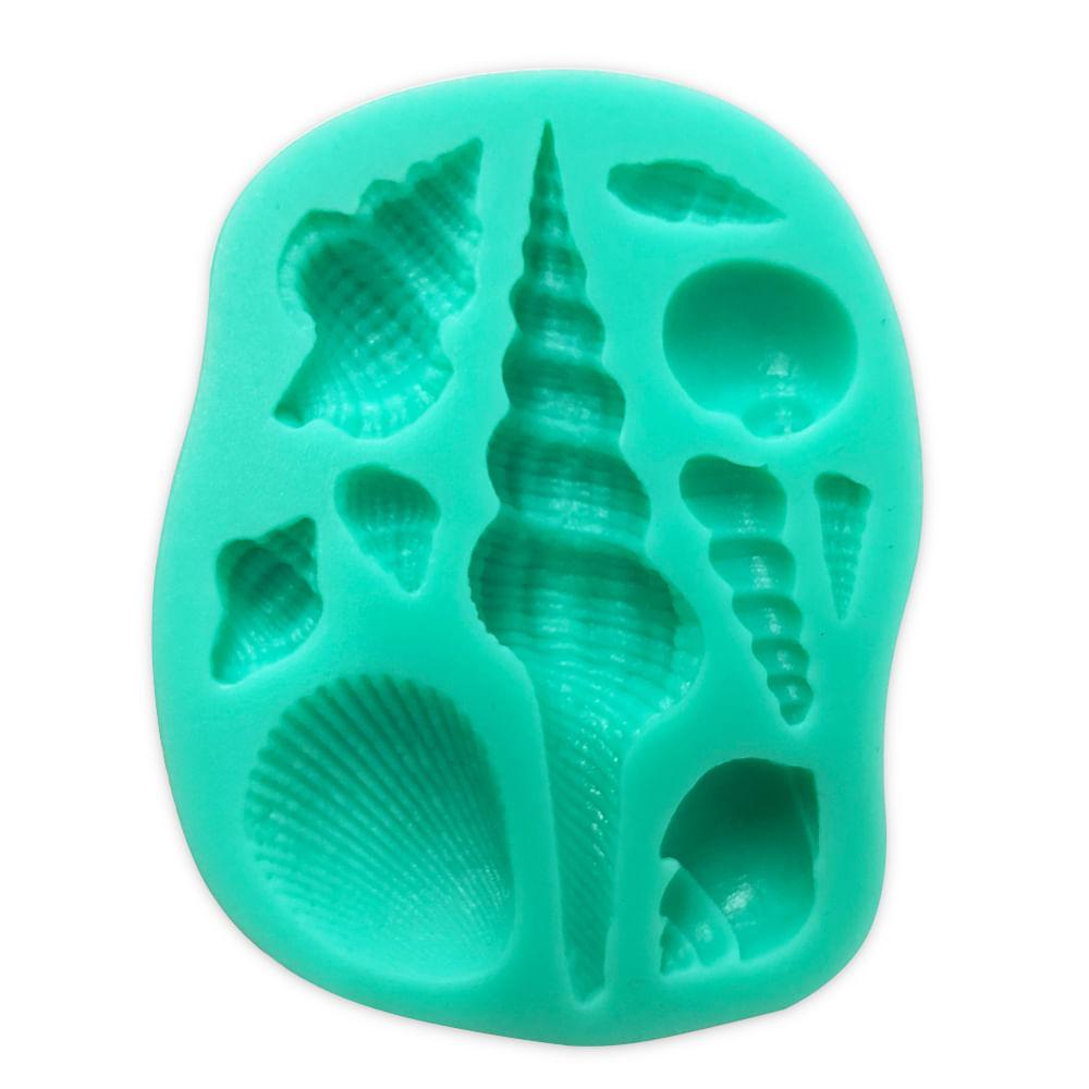 molde-conchas