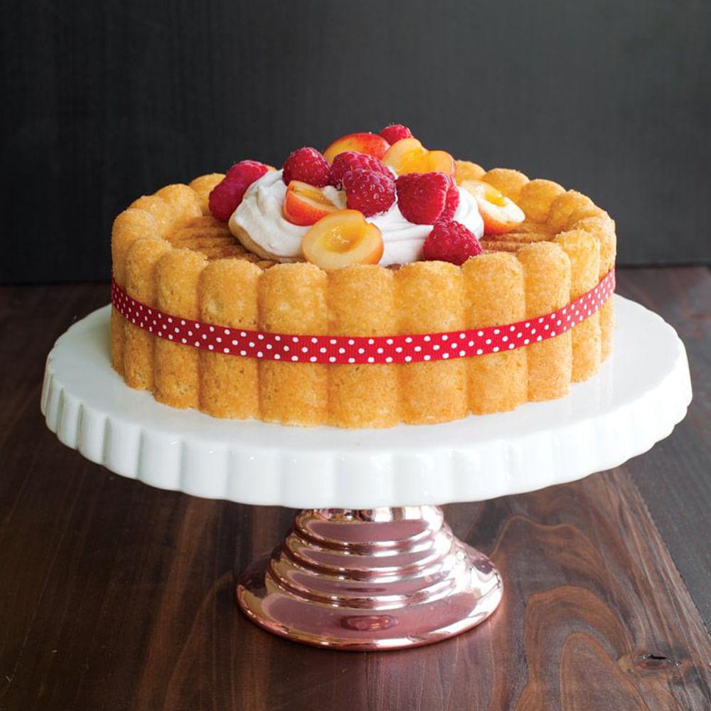Charlotte-pan-cake